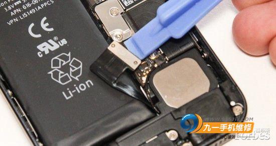 iphone6s更换电池方法