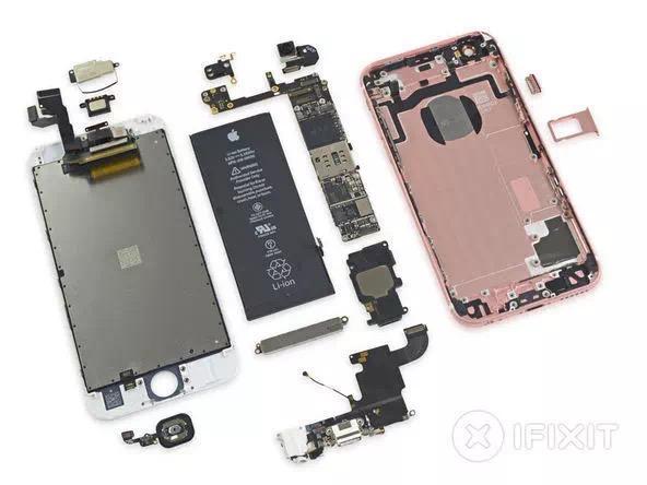 苹果手机换主板费用