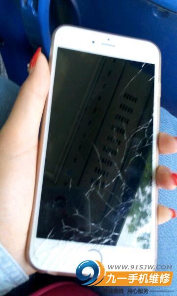 苹果6s原装屏幕更换-昆明九一手机维修中心