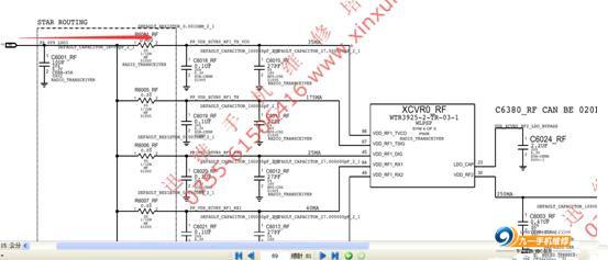 苹果电源a1436电路图